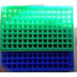Lot de 20 plaques couleurs de 112 alvéoles