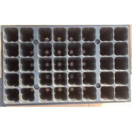 plaque forestiere 40 alvéoles - 220 cc