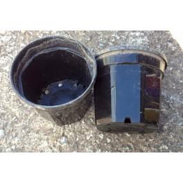 Lot 10 Pots octogonaux 14 cm - 1,3L