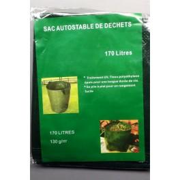 Sac à déchets verts - feuilles 170 L