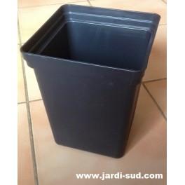 Pot carré - 5,8 L