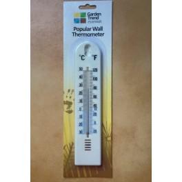 Thermometre en plastique
