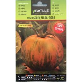 Graines - Tomate - Green Zebra tigrée