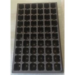 50 plaques BASSES - 60 alvéoles