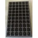 100 plaques BASSES - 60 alvéoles